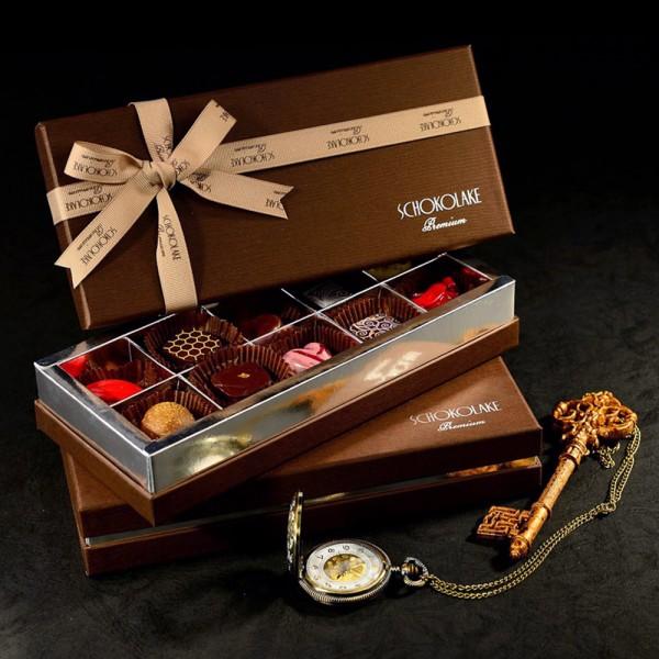 皇家至尊酒心禮盒10入-限量純手工巧克力