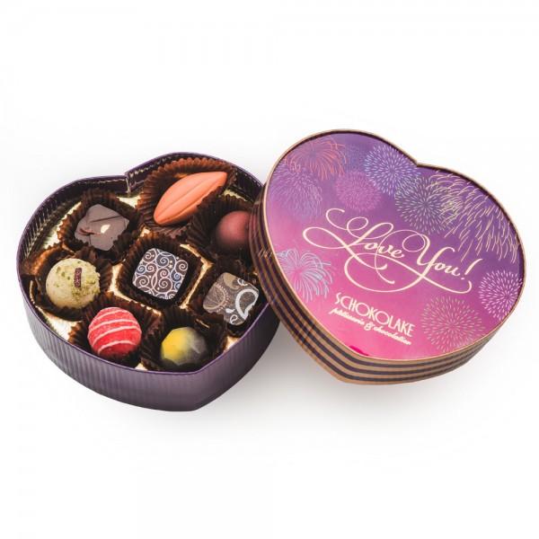 花火禮盒8入-限量純手工巧克力