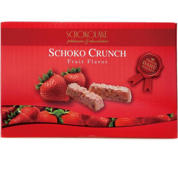 草莓巧克力脆條20入