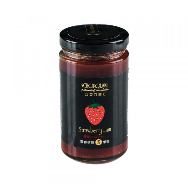 豐香草莓果醬