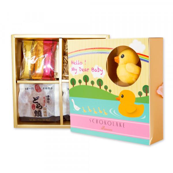寶寶彌月禮盒