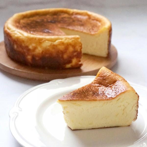 雲莊焦香巴斯克乳酪-6吋