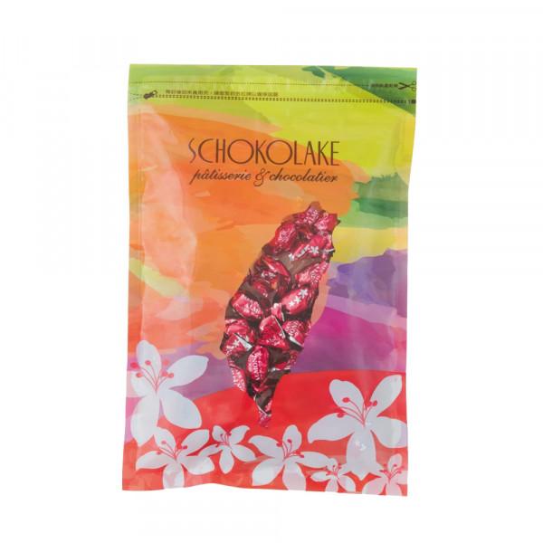 即期良品-70%玫瑰鹽巧克力杏仁豆100G (多件優惠組)