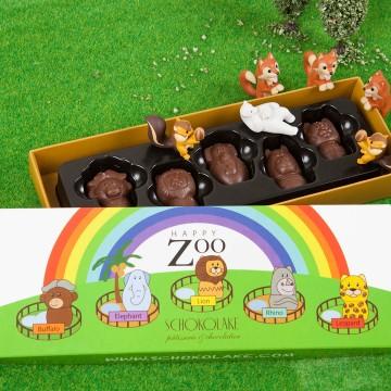 動物樂園巧克力