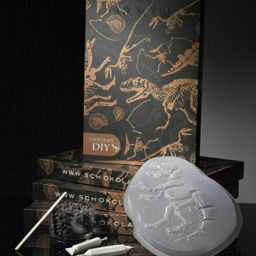 暴龍化石DIY禮盒