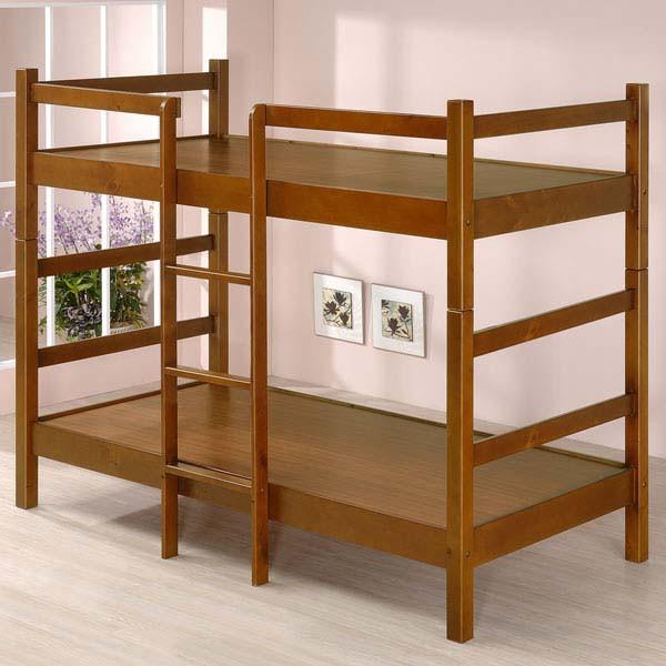 3.5尺雙層床 Yostyle 艾瑪3.5尺雙層床