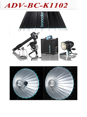 Broncolor Move Outdoor Para Kit