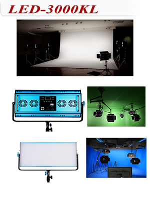 數位LED冷光燈-LED 3000KL 可變色溫