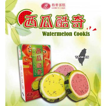 〝西瓜酷奇〞WATERMELOM COOKIS 手工製作/小餅乾/點心