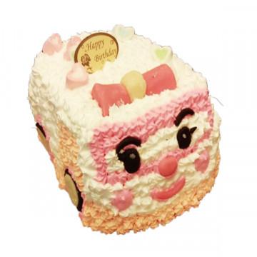 立體安寶造型蛋糕 /好吃蛋糕/生日蛋糕推薦/美味蛋糕/蛋糕外送