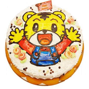 歡樂巧虎卡通蛋糕/卡通蛋糕/好吃蛋糕/生日蛋糕推薦/立體蛋糕