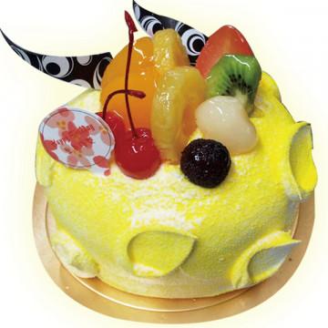 檸檬清新 /好吃蛋糕/生日蛋糕推薦/美味蛋糕/蛋糕外送
