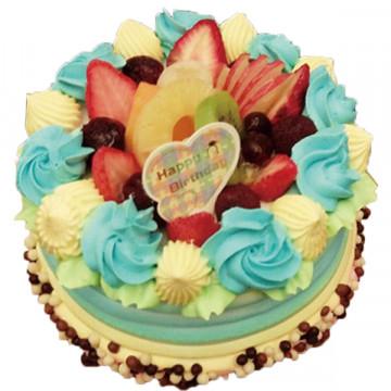 彩虹花束 /好吃蛋糕/生日蛋糕推薦/美味蛋糕/蛋糕外送