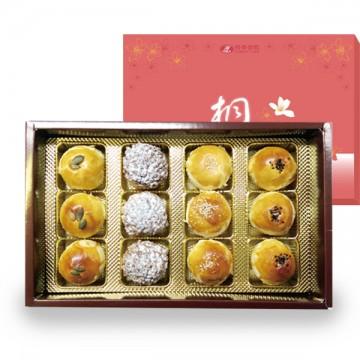 金牌蛋黃酥禮盒