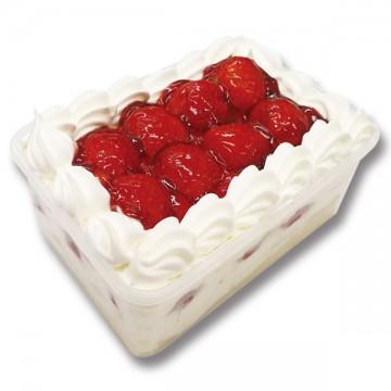 冬季限定★《草莓珠寶盒》★預購★新鮮製作★草莓★草莓蛋糕★草莓慕斯