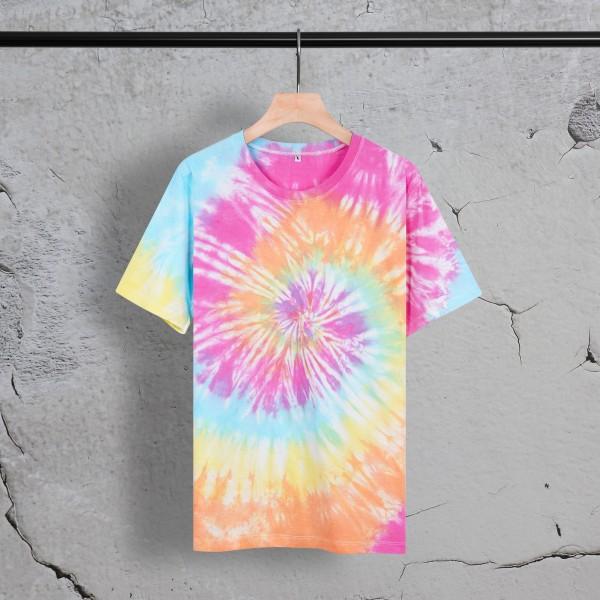 TieDye手染T恤