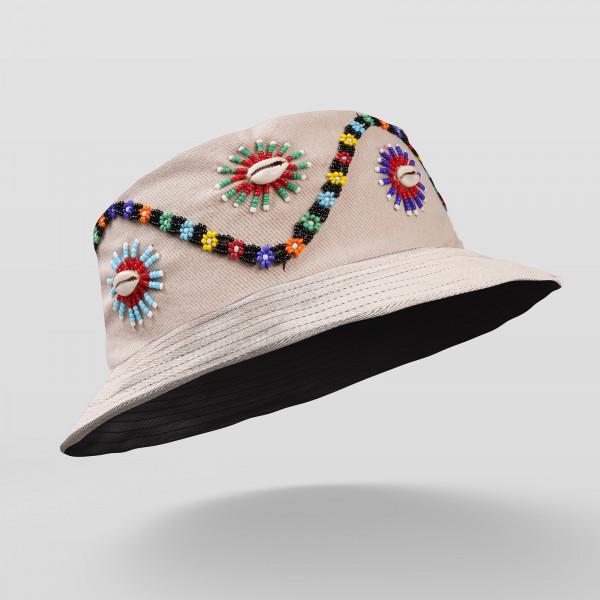 波浪漁夫帽