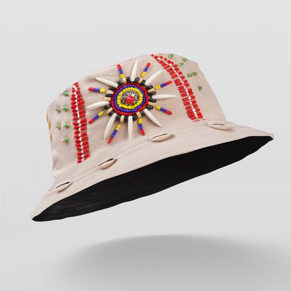 月牙漁夫帽