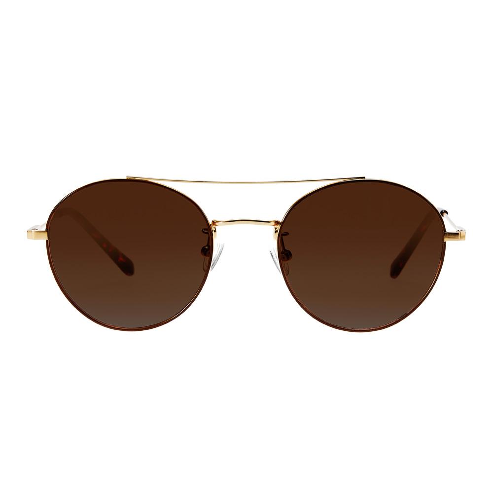 TIN015 潮流金屬飛行款太陽眼鏡