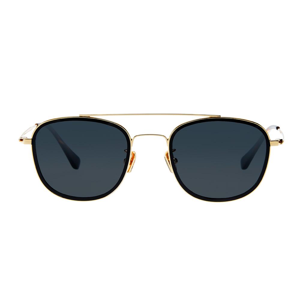 TIN023 個性黑粗方框太陽眼鏡