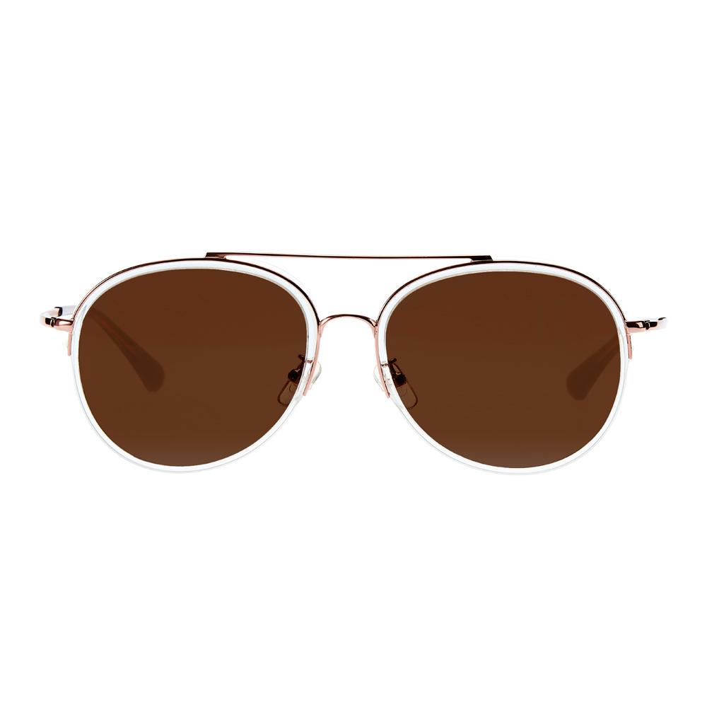TIN027 小臉神器裸框造型太陽眼鏡