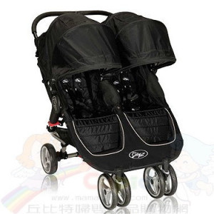 Baby Jogger City Mini Double 時尚雙人推車