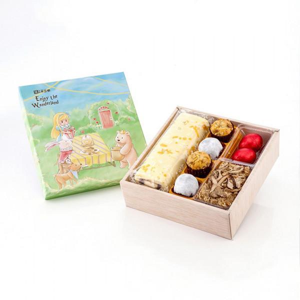 夢想森林禮盒【4】