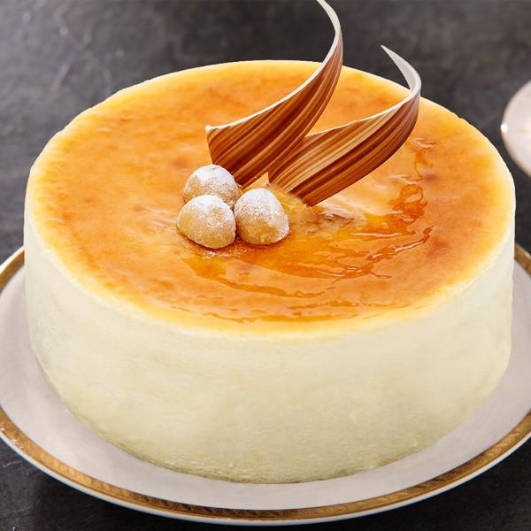 6吋微笑女仕 重乳酪蛋糕