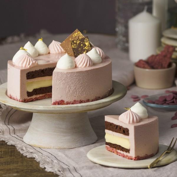 【限高雄中正門市自取】6吋寶石歲月★2021蘋果日報母親節蛋糕評比★巧克力類第一名