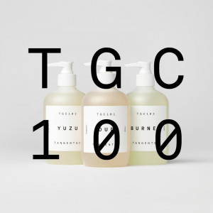 TGC100 series package全系列香水洗手沐浴組