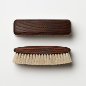 TGC035 Light Shoe Brush《風行》淡色系鞋靴馬毛刷