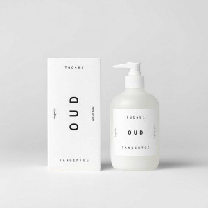 TGC 401 Oud Organic Body Lotion《木沉悟身》身體乳液