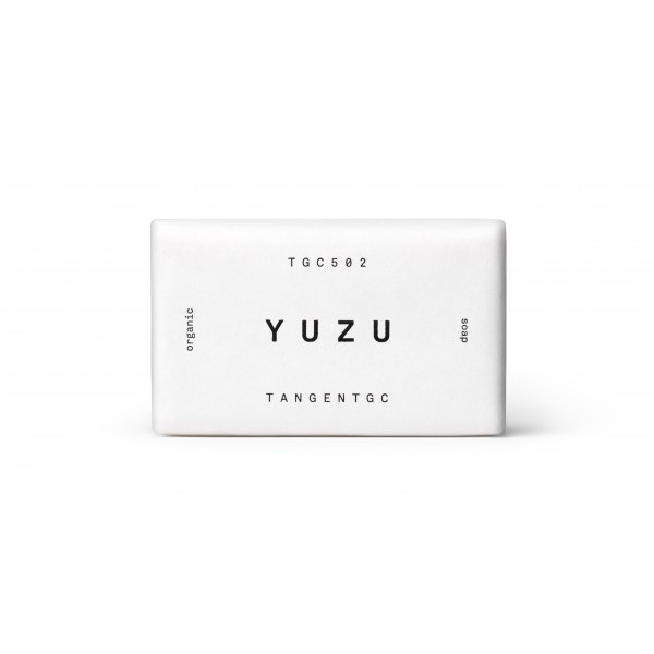 TGC502 Yuzu Organic Soap Bar<br>《柚然澄身》香氛皂