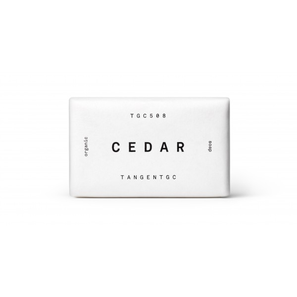 TGC508 Cedar Organic Soap Bar<br>《幸見雪松》香氛皂