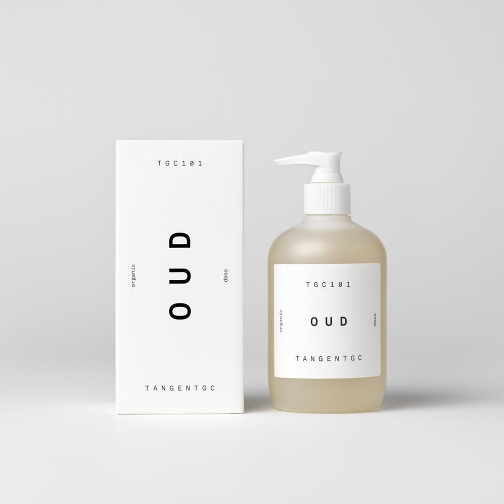 TGC101 Oud Organic Soap<br>《木沉悟身》洗手沐浴乳