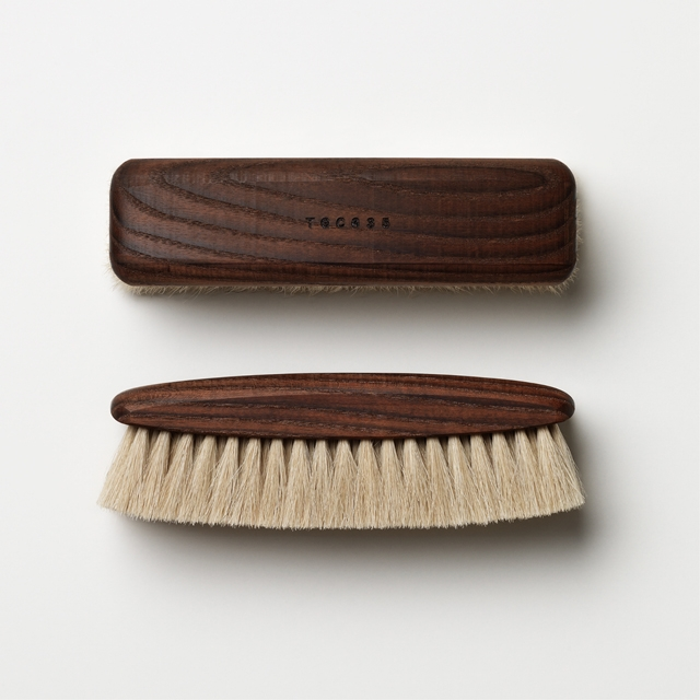 TGC035 Light Shoe Brush<br>《風行》淡色系鞋靴馬毛刷