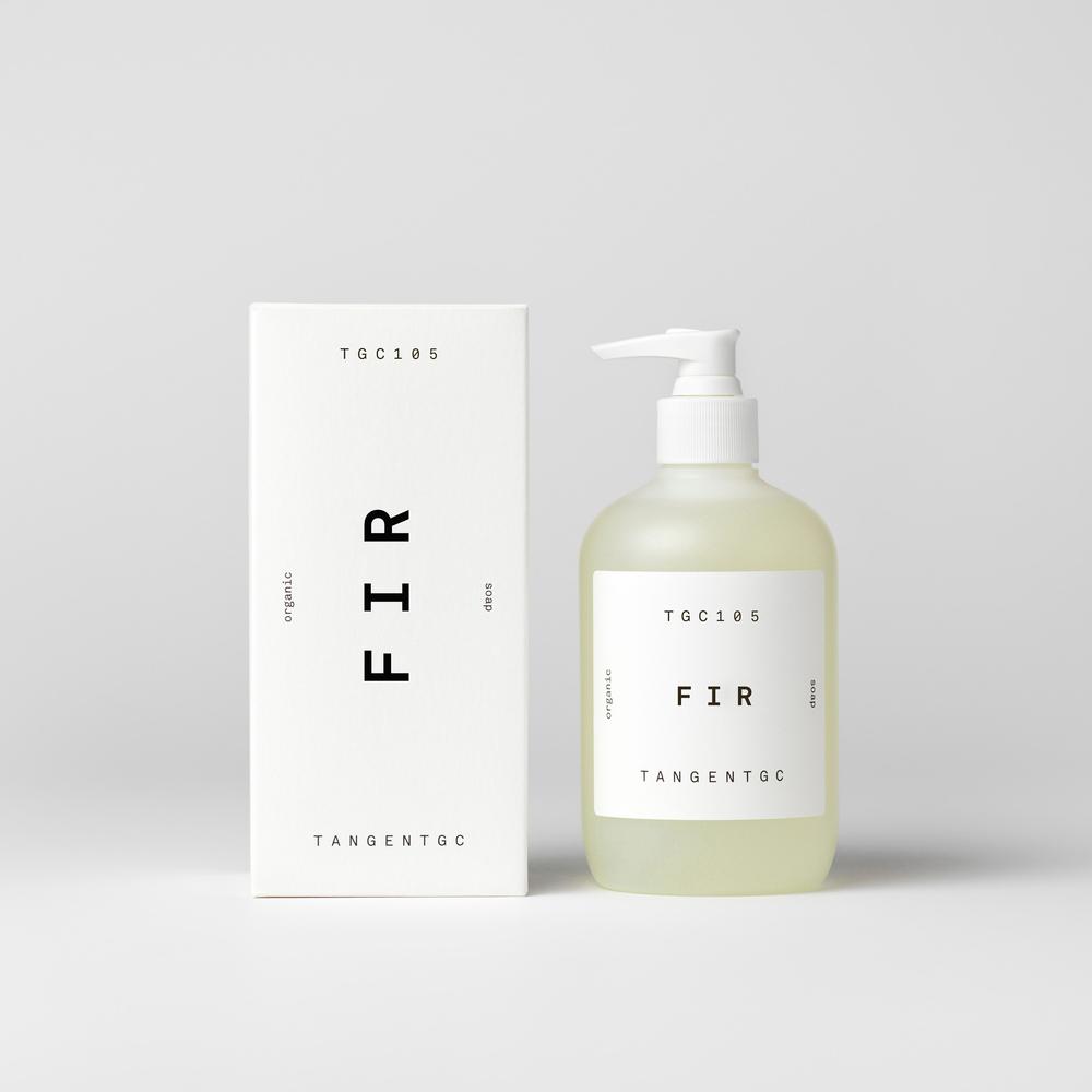 TGC105 Fir Organic Soap <br>《杉林沁身》洗手沐浴乳