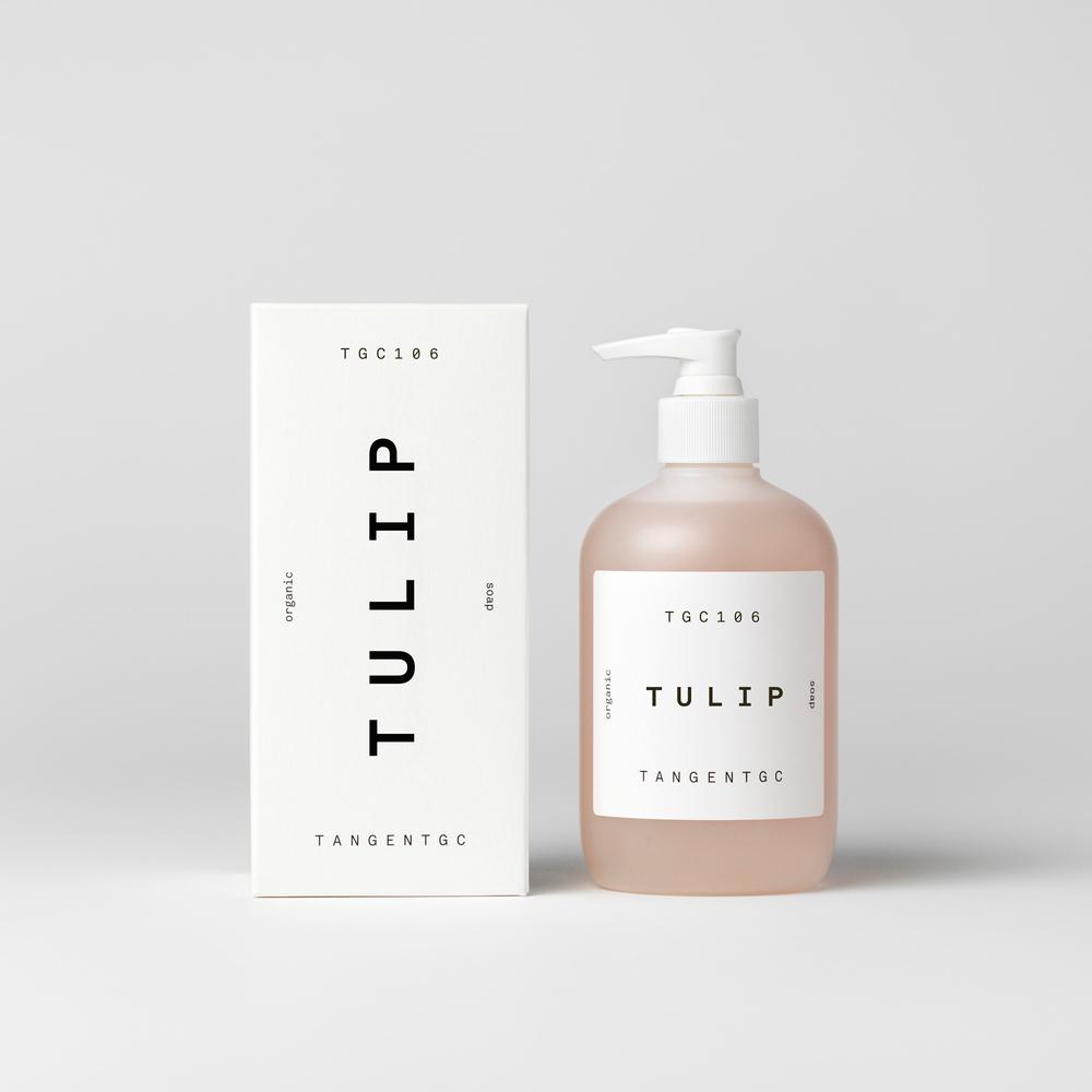 TGC106 Tulip Organic Soap<br>《郁香迷身》洗手沐浴乳