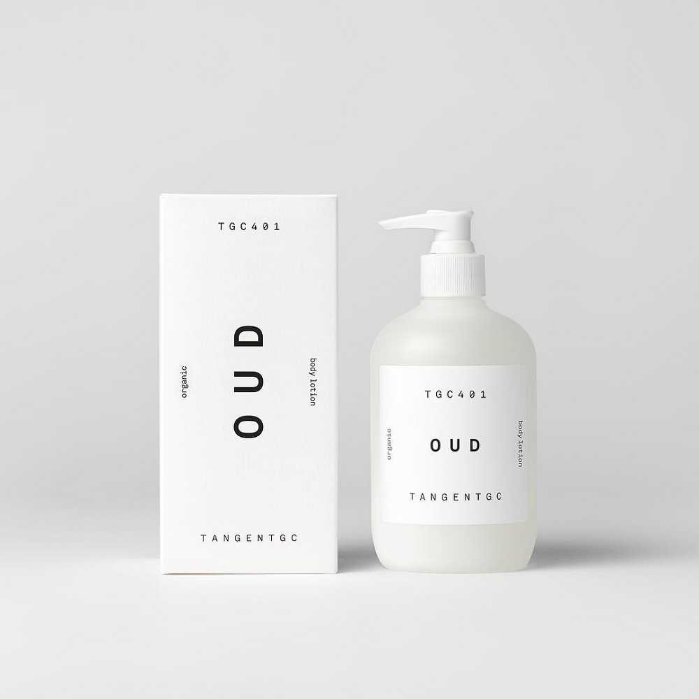 TGC 401 Oud Organic Body Lotion<br>《木沉悟身》身體乳液