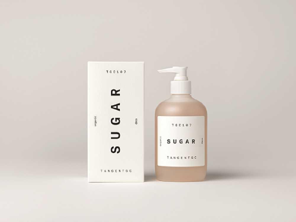 TGC107 Sugar Organic Soap<br>《幸福甜心》洗手沐浴乳