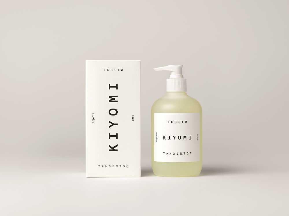 TGC110 Kiyomi Organic Soap<br>《幸會甜橙》洗手沐浴乳