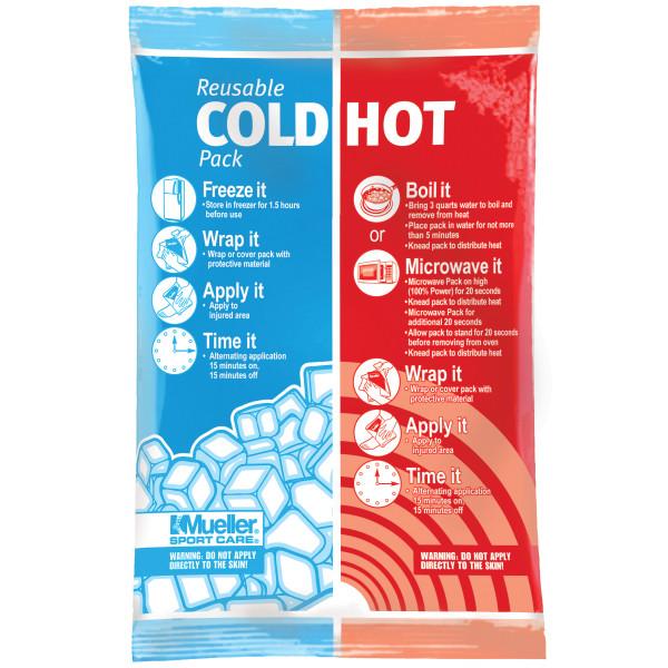 慕樂再用冷熱敷袋