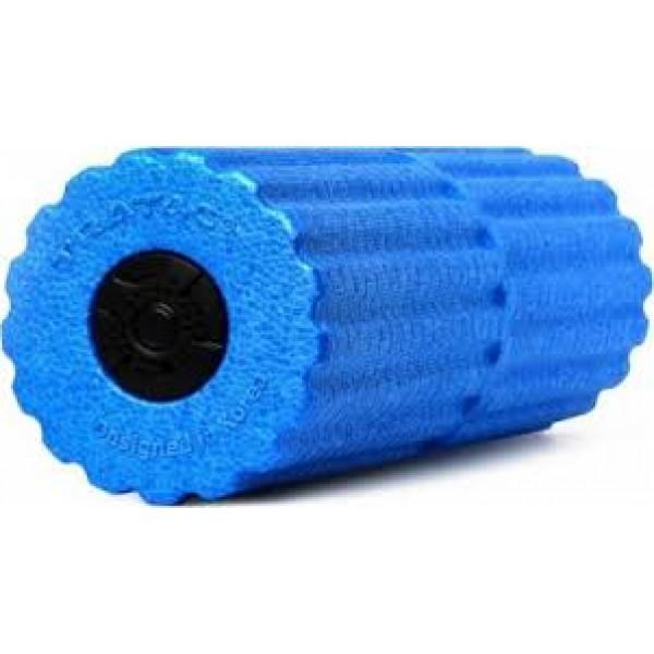 活力四段式振動按摩滾筒(藍色)-父親節優惠
