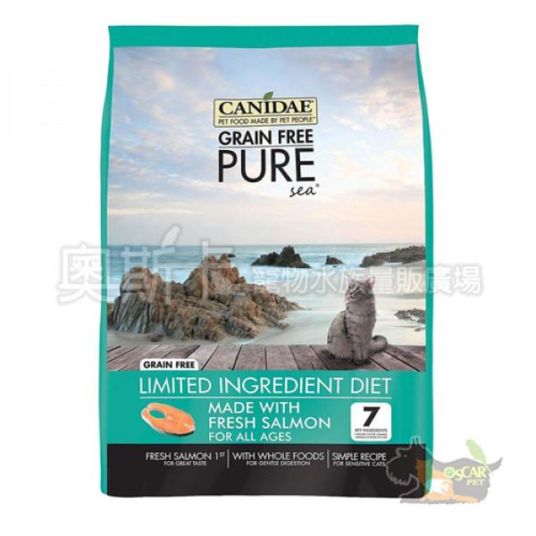 CANIDAE卡比-無穀鮮鮭魚貓糧
