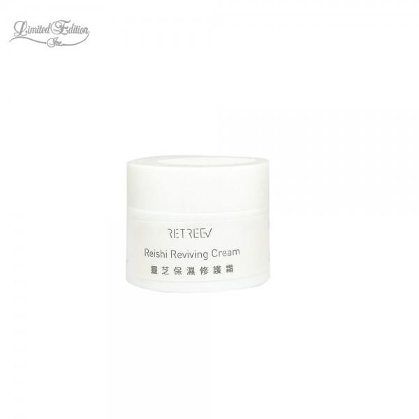 RETREEV 靈芝保濕修護霜10ml  Reishi Reviving Cream