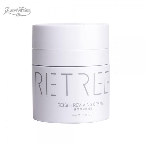 RETREEV 靈芝保濕修護霜  Reishi Reviving Cream