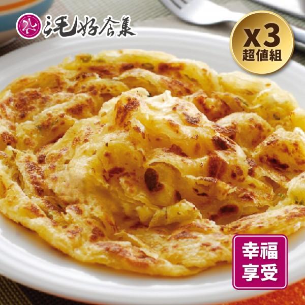 原味抓餅10入*3組