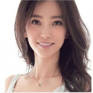 韓國個性鋯石鎖骨鍊