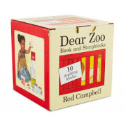 Dear Zoo Book and Story Blocks