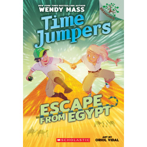 Time Jumpers #2:Escape from Egypt